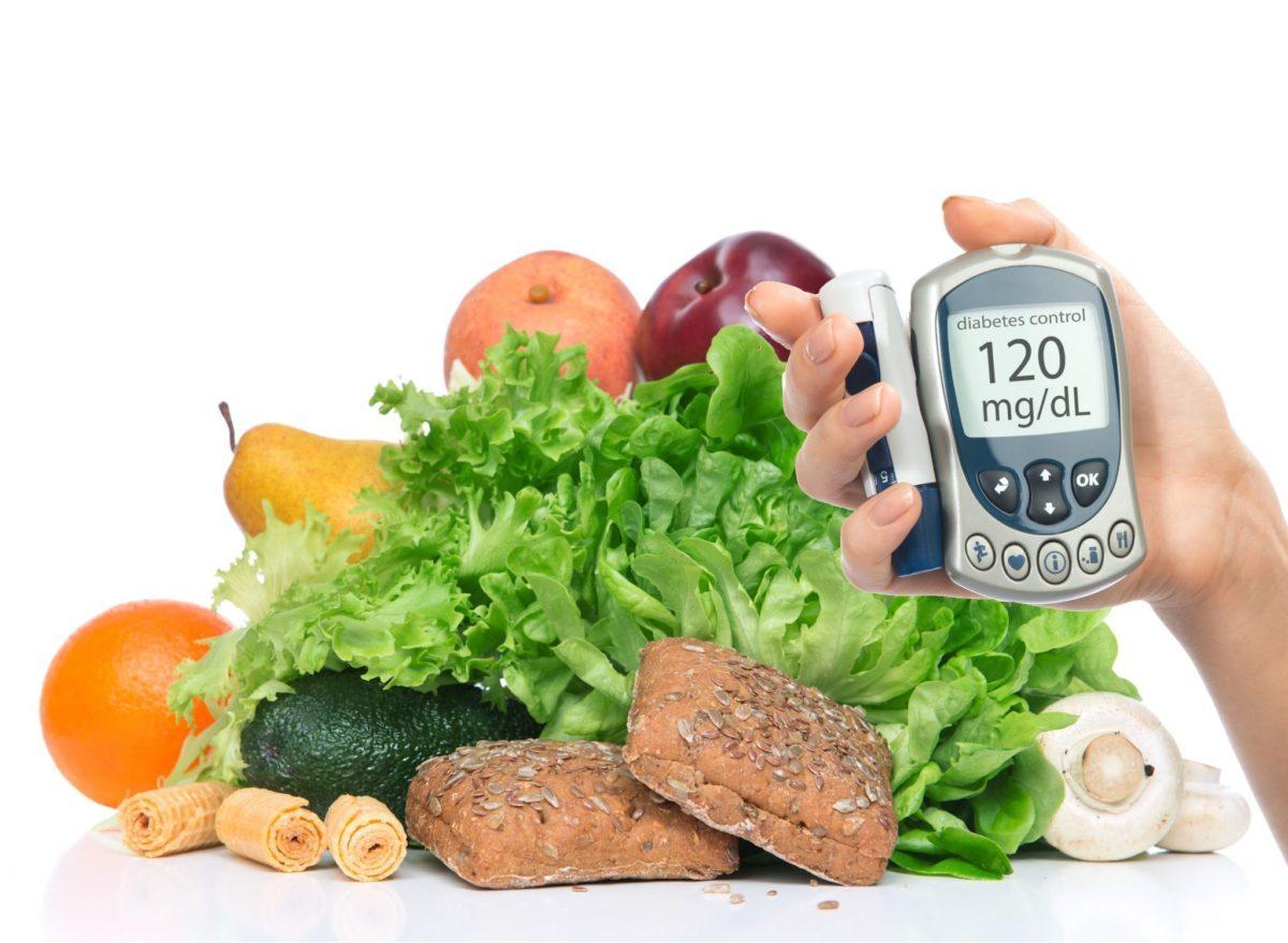 Правильная диета при сахарном диабете