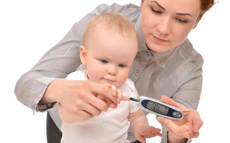 диабет у новорожденных