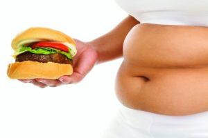первичная профилактика ожирения