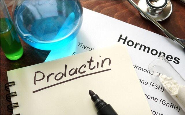 на что влияет гормон пролактин