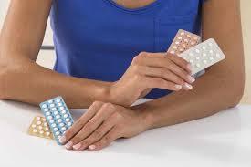 прекращение приема контрацептивов