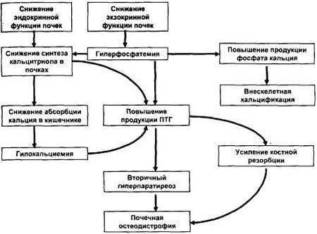 гиперпаратиреоз симптомы