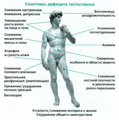 лечение гипогонадизма у мужчин