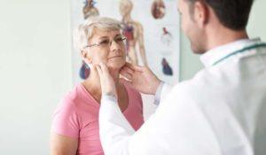 удаление узлов щитовидной железы лазером