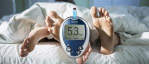 импотенция при сахарном диабете