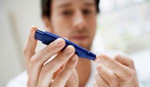 сахарный диабет у мужчин