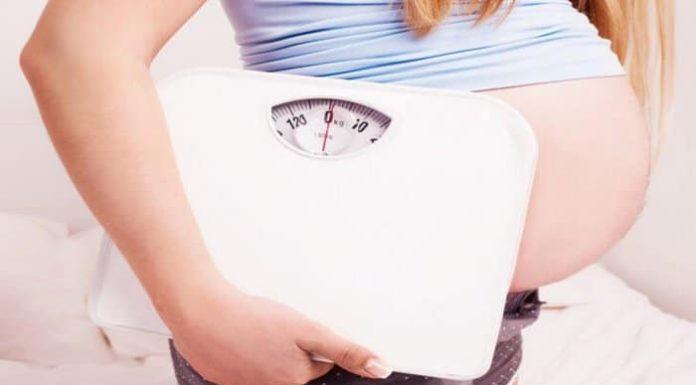 ожирение во время беременности