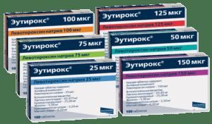 гипотиреоз лечение