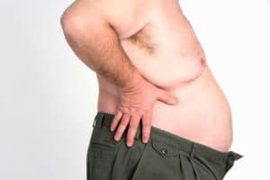 осложнения от ожирения у мужчин