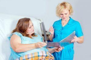 консультация с врачом про ожирении во время беременности