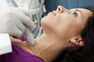 узлы в щитовидной железе