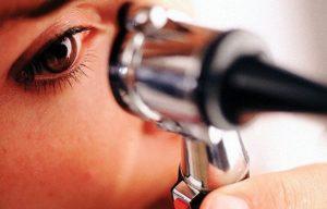 диагностика при лечении ретинопатии