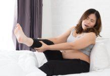 судороги во время беременности