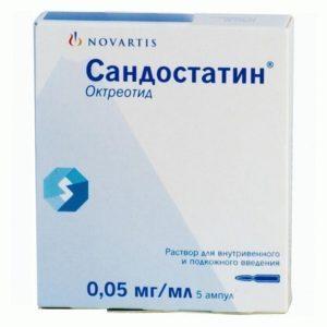 соматостатин и его аналоги