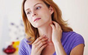 симптомы подострого тиреоидита