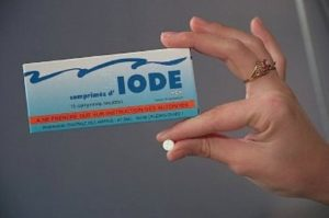 йодосодержащий препарат
