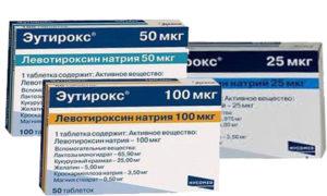 Левотироксин и его назначение