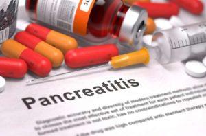 реактивный панкреатит в ПЖ
