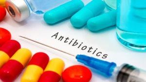антибиотики для лечения тиреоидита
