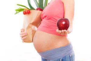 питание при анемии у беременных