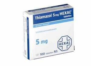препарат Тиамазол